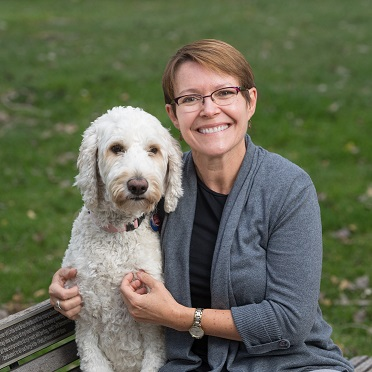 West Indies Veterinary Conference speaker - Dr. Susan Lana, DVM, MS, Dip. ACVIM and dog